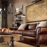 Easy rustic living room design ideas 06