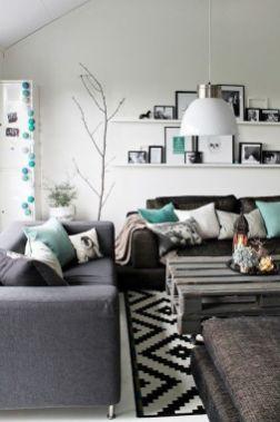 Easy rustic living room design ideas 39