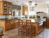 Elegant kitchen ideas with white cabinets 36