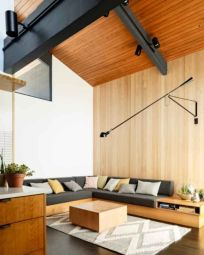 Elegant mid century living room furniture ideas 20