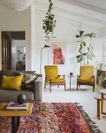 Elegant mid century living room furniture ideas 28