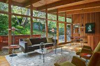 Elegant mid century living room furniture ideas 33