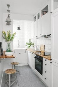 Fabulous small house kitchen ideas 22