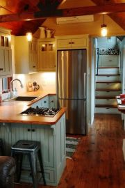 Fabulous small house kitchen ideas 34