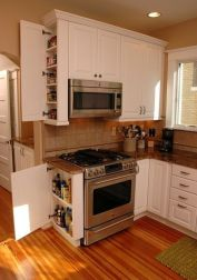Fabulous small house kitchen ideas 39