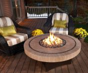 Fancy fire pit design ideas for your backyard home 05