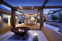 Fancy fire pit design ideas for your backyard home 21