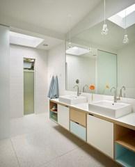 Fantastic mid century modern bathroom vanity ideas 09