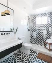 Fantastic mid century modern bathroom vanity ideas 10