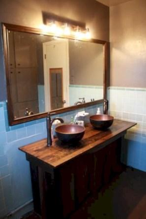Fantastic mid century modern bathroom vanity ideas 14