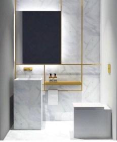 Fantastic mid century modern bathroom vanity ideas 20