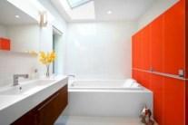 Fantastic mid century modern bathroom vanity ideas 40