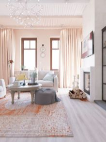Gorgeous ideas on creating color harmony in interior design 13