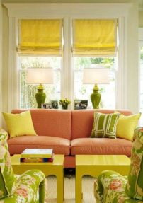 Gorgeous ideas on creating color harmony in interior design 14