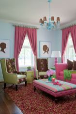 Gorgeous ideas on creating color harmony in interior design 17