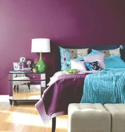 Gorgeous ideas on creating color harmony in interior design 36