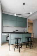 Gorgeous ideas on creating color harmony in interior design 39