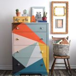Gorgeous ideas on creating color harmony in interior design 41
