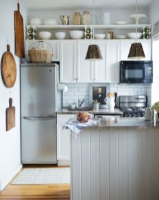 Gorgeous small kitchen makeovers on a budget 12