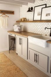 Gorgeous small kitchen makeovers on a budget 36