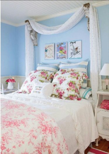 Impressive colorful bedroom ideas 15