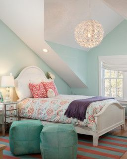 Impressive colorful bedroom ideas 16