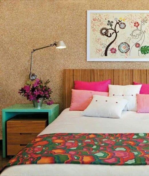 Impressive colorful bedroom ideas 23
