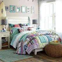 Impressive colorful bedroom ideas 29