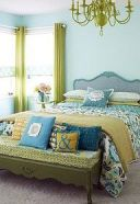 Impressive colorful bedroom ideas 30