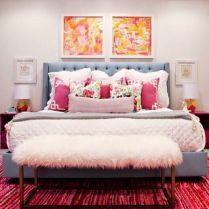 Impressive colorful bedroom ideas 32