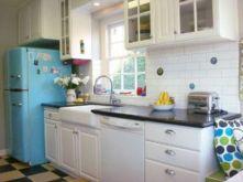 Impressive kitchen retro design ideas for best kitchen inspiration 15