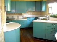 Impressive kitchen retro design ideas for best kitchen inspiration 17