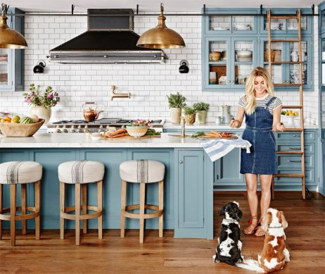 Impressive kitchen retro design ideas for best kitchen inspiration 31