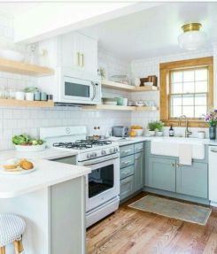 Impressive kitchen retro design ideas for best kitchen inspiration 32