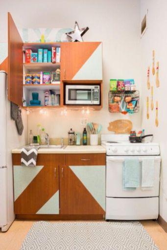 Impressive kitchen retro design ideas for best kitchen inspiration 41