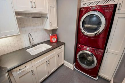 Inspiring small laundry room ideas 07