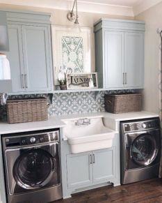 Inspiring small laundry room ideas 14