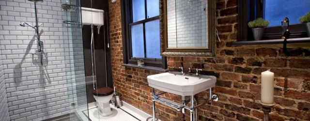 Lovely hotel bathroom design ideas that can be applied to your home 39