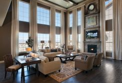 Relaxing formal living room decor ideas 10