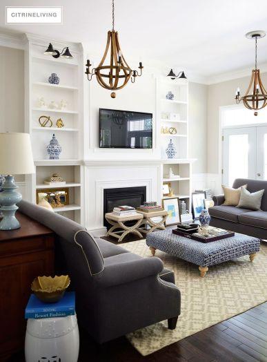 Relaxing formal living room decor ideas 13