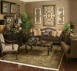Relaxing formal living room decor ideas 23