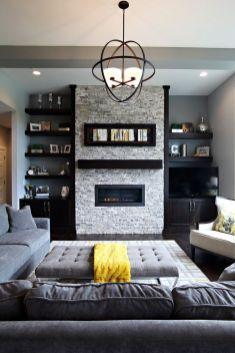 Relaxing formal living room decor ideas 34