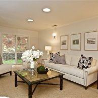 Relaxing formal living room decor ideas 35