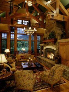 Relaxing formal living room decor ideas 38