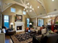 Relaxing formal living room decor ideas 42