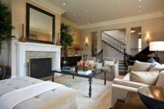 Relaxing formal living room decor ideas 46