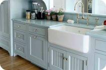 Relaxing undermount kitchen sink white ideas 04