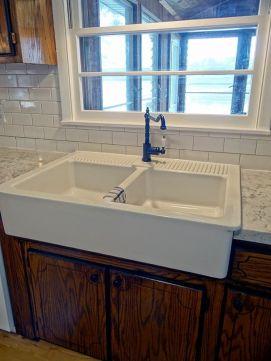 Relaxing undermount kitchen sink white ideas 10