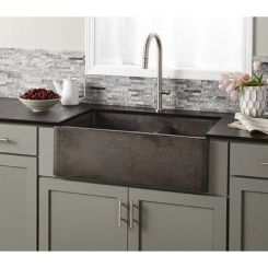 Relaxing undermount kitchen sink white ideas 21
