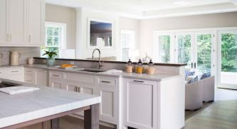 Relaxing undermount kitchen sink white ideas 23